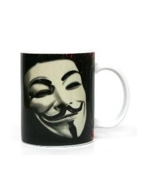 Taza Máscara V Vendetta