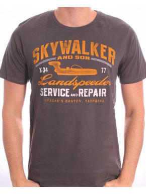 Camiseta Skywalker and Son Star Wars