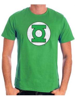 Camiseta Linterna Verde logo