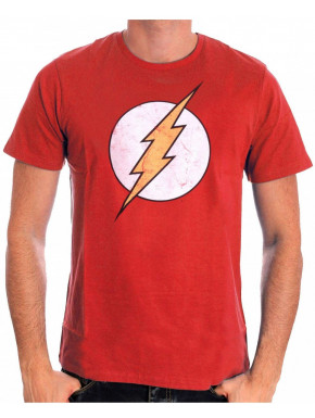 Camiseta DC Flash