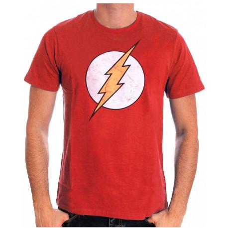 Camiseta DC Flash