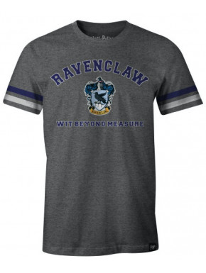 Camiseta Ravenclaw Harry Potter gris