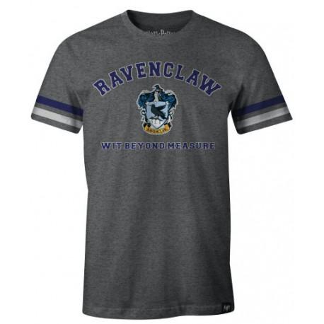 Camiseta Ravenclaw Harry Potter gris