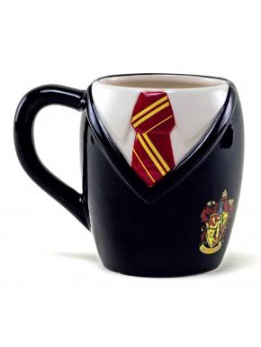 Harry Potter Taza 3D Gryffindor Uniform