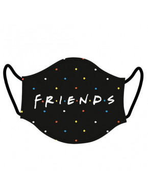 Mascarilla homologada Friends