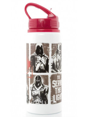 Botella Aluminio Assassins Creed 700 ml