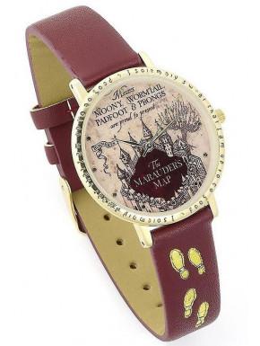 Reloj de pulsera Mapa Merodeador Harry Potter