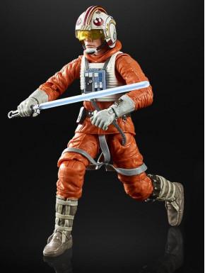 Figura Luke Piloto Snowspeeder E5 15 CM Black Series