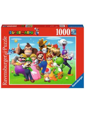 Puzzle Super Mario Nintendo  (1000 piezas)