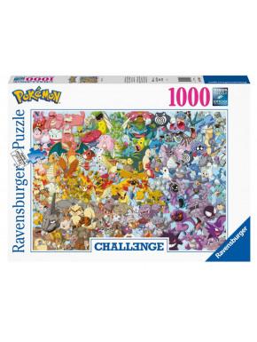 Puzzle Pokémon Challenge (1000 piezas)