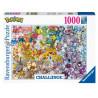 Puzzle Pokémon Challenge 1000 piezas