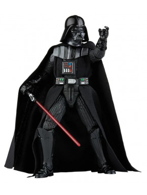 Figura Darth Vader Ep IV Black Series Hasbro