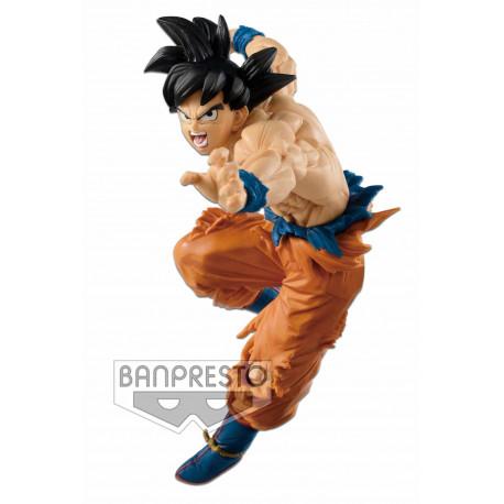 Dragon Ball Super Estatua PVC Tag Fighters Son Goku 18 cm
