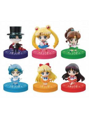 Sailor Moon Petit Chara Figuras 5 cm Surtido Puchitto Oshioki yo! 2020 Ver. (6)