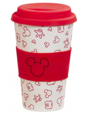 Taza de Viaje Mickey Disney