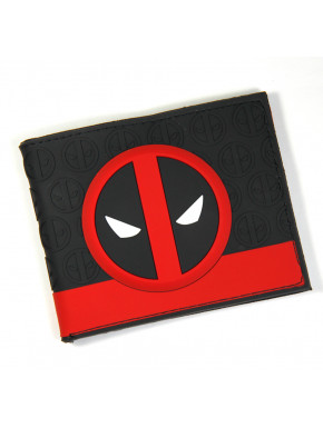 Cartera caucho Deadpool Mask