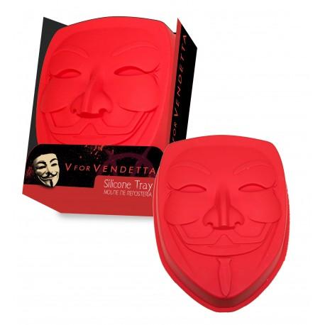 Molde de Silicona V de Vendetta