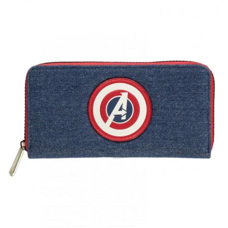 Cartera Avengers Marvel