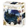 Puzzle 3D Harry Potter Hogwarts 500 piezas