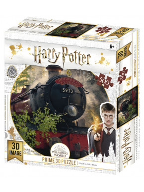 Puzzle lenticular Harry Potter Howgarts Express 500 piezas