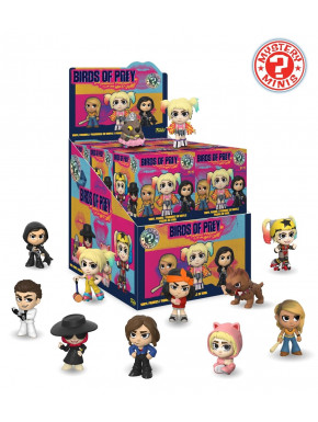 Mini Funko Sorpresa Birds of Prey