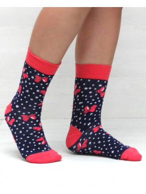 Calcetines Minnie Adulto Talla Única