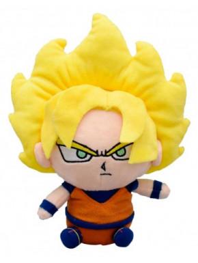 Peluche 15 cm Super Saiyan Goku Dragon Ball