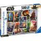 Puzzle The Child (500 piezas) Star Wars The Mandalorian