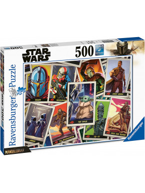 Puzzle The Child (500 piezas) Star Wars The Mandalorian