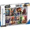 Puzzle The Mandalorian Star Wars 500 piezas