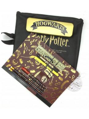Set de papelería Harry Potter Hogwarts