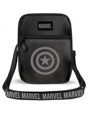 Bandolera pequeña escudo Capitán América