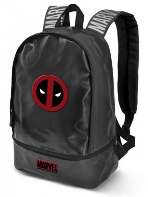 Mochila Deadpool Logo Marvel
