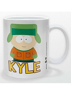 Taza South Park Kyle