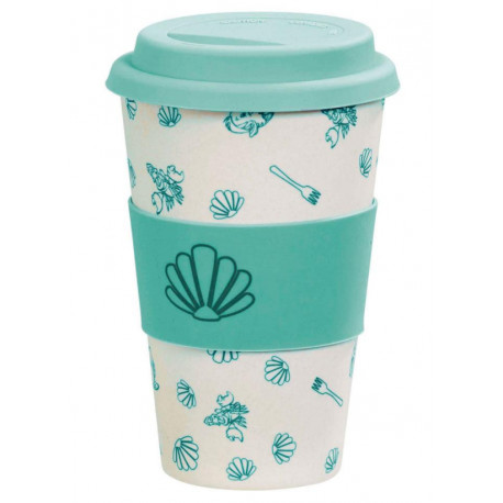 Disney Taza de Viaje Under The Sea