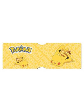 Tarjetero Resting Pikachu Pokemon