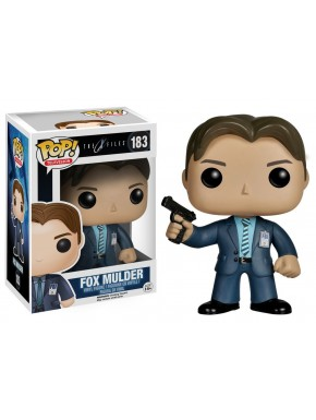 Funko Pop! Fox Mulder Expediente X