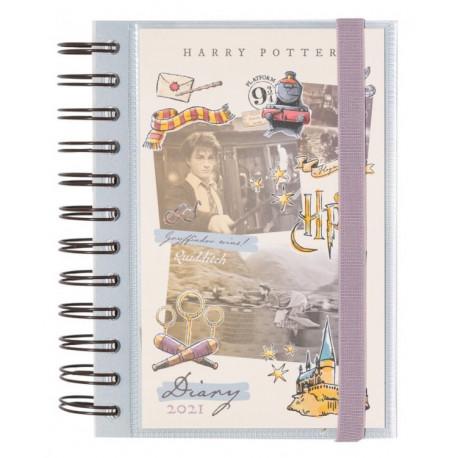 Agenda Diaria 2021 Harry Potter