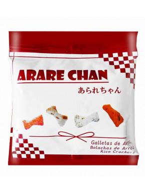 Galletas de Arroz Arare Chan bolsa 20 gr