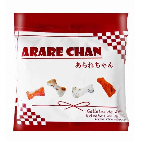Galletas de Arroz bolsa 20 gr