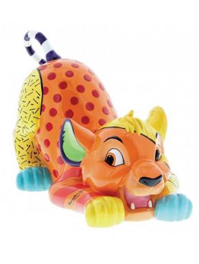Figura Simba El Rey León Disney Britto