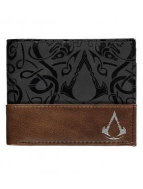 Cartera Assassins Creed Valhalla Logo