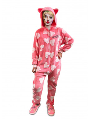 Pijama Polar Chica Birds of Pray