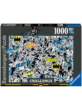 Puzzle Batman (1000 piezas) DC