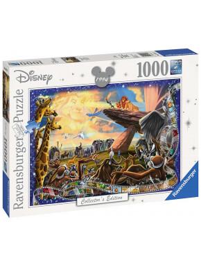 Puzzle El Rey León (1000 piezas) Disney