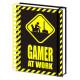 Cuaderno Espiral Gamer at Work