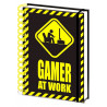 Cuaderno A5 Gamer at Work