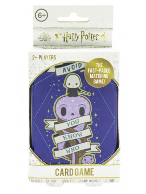 Juego de Cartas Harry Potter Avoid You Know Who