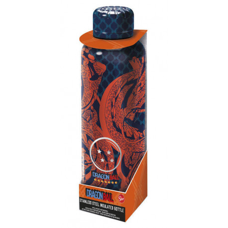 Botella Dragon Ball Acero Inoxidable 510 ml