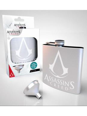 Petaca Assassin's Creed Logo